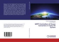 Bookcover of MPPT Controllers of Power Converters in Solar PV System