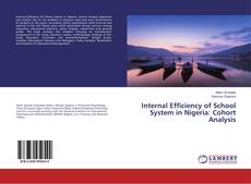 Couverture de Internal Efficiency of School System in Nigeria: Cohort Analysis