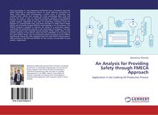 Bookcover of An Analysis for Providing Safety through FMECA Approach