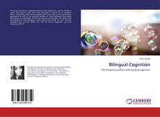 Bookcover of Bilingual Cognition
