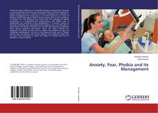 Capa do livro de Anxiety, Fear, Phobia and its Management