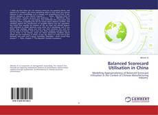 Capa do livro de Balanced Scorecard Utilisation in China