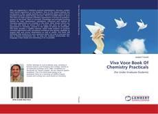 Couverture de Viva Voce Book Of Chemistry Practicals
