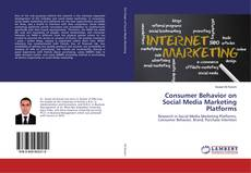 Portada del libro de Consumer Behavior on Social Media Marketing Platforms