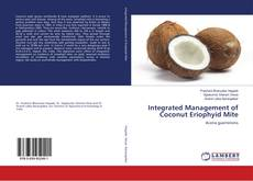 Bookcover of Integrated Management of Coconut Eriophyid Mite