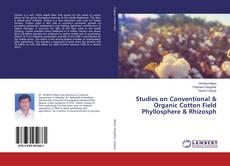 Обложка Studies on Conventional & Organic Cotton Field Phyllosphere & Rhizosph