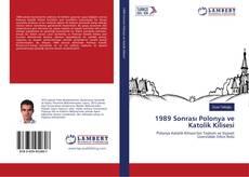 1989 Sonrası Polonya ve Katolik Kilisesi kitap kapağı
