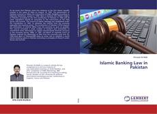 Bookcover of Islamic Banking Law in Pakistan