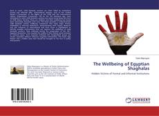 Buchcover von The Wellbeing of Egyptian Shaghalas