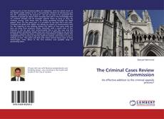 The Criminal Cases Review Commission kitap kapağı