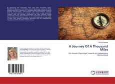 Bookcover of A Journey Of A Thousand Miles