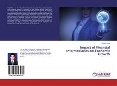 Buchcover von Impact of Financial Intermediaries on Economic Growth