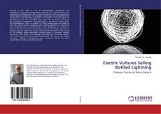 Couverture de Electric Vultures Selling Bottled Lightning