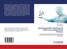 Buchcover von Hydroxyapatite Coatings by Pulse Laser Deposition Process