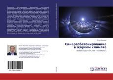 Bookcover of Синергобетонирование в жарком климате