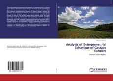 Bookcover of Analysis of Entrepreneurial Behaviour of Cassava Farmers