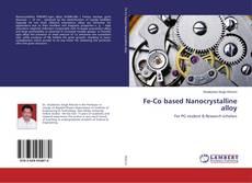 Обложка Fe-Co based Nanocrystalline alloy