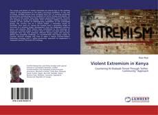 Capa do livro de Violent Extremism in Kenya