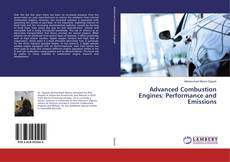 Advanced Combustion Engines: Performance and Emissions kitap kapağı