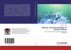 Bookcover of History and Archaeology of District Ghizer