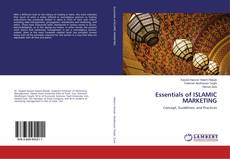 Couverture de Essentials of ISLAMIC MARKETING