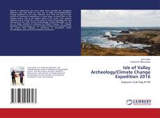 Isle of Vallay Archaeology/Climate Change Expedition的封面