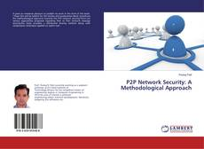 Buchcover von P2P Network Security: A Methodological Approach