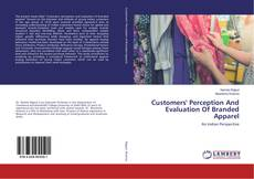 Bookcover of Customers' Perception And Evaluation Of Branded Apparel