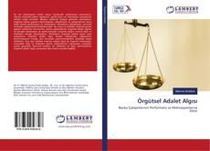 Portada del libro de Örgütsel Adalet Algısı