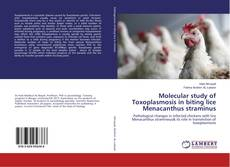 Couverture de Molecular study of Toxoplasmosis in biting lice Menacanthus straminus