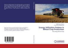 Capa do livro de Energy Utilization Pattern in Wheat Crop Production