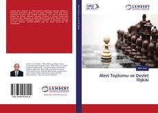 Alevi Toplumu ve Devlet İlişkisi kitap kapağı
