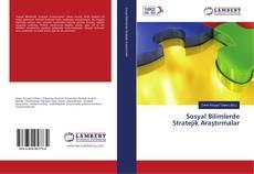 Sosyal Bilimlerde Stratejik Araştırmalar kitap kapağı