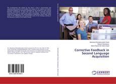 Couverture de Corrective Feedback in Second Language Acquisition