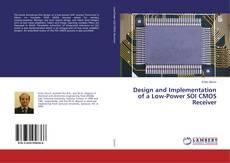 Couverture de Design and Implementation of a Low-Power SOI CMOS Receiver