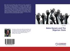 Couverture de Boko Haram and The Nigerian State