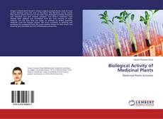 Copertina di Biological Activity of Medicinal Plants