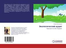 Обложка Экологический аудит
