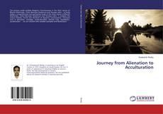 Capa do livro de Journey from Alienation to Acculturation