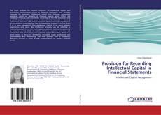 Bookcover of Provision for Recording Intellectual Capital in Financial Statements