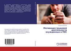 Bookcover of Мотивация трудовой деятельности осужденных в УИС
