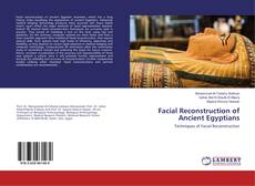 Bookcover of Facial Reconstruction of Ancient Egyptians