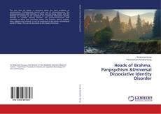 Heads of Brahma, Panpsychism &Universal Dissociative Identity Disorder kitap kapağı