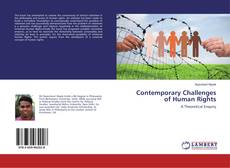 Bookcover of Contemporary Challenges of Human Rights