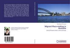 Bookcover of Migrant Place-making in Australia