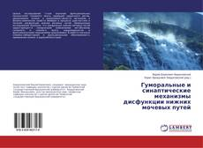 Buchcover von Гуморальные и синаптические механизмы дисфункции нижних мочевых путей