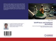 Schiff-base and chalcone derivatives的封面