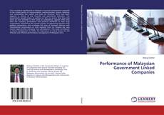 Bookcover of Performance of Malaysian Government Linked Companies