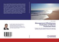 Capa do livro de Management Effectiveness Evaluation of Marine Protected Areas