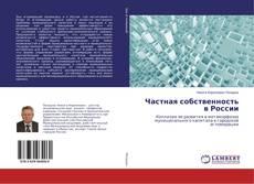 Buchcover von Частная собственность в России